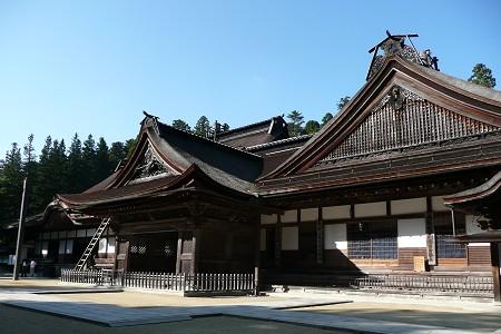 世界遺産金剛峯寺